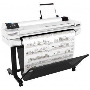 Плоттер HP DesignJet T530 36-in / А0 (5ZY62A)