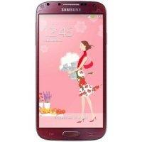 Мобильный телефон Samsung Galaxy S 4 I9500 16 GB (red la fleur)