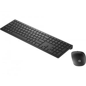 Беспроводная клавиатура и мышь HP Pavilion 800 / Black (4CE99AA)
