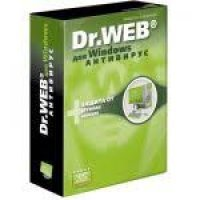 Antiviruslar Dr.Web Antivirus renewal card (2PC/1 year) (BAW-W12-0002-1)