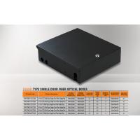 Mirsan 12 Port SCD, Wall Type Single Door Fiber Optical Box (MR.FOWM12SCD.01)