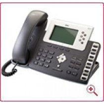 Телефон Системный Karel IP116-PoE (MTLF30005AC)-bakida-almaq-qiymet-baku-kupit