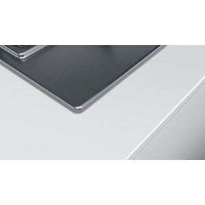 Газовая варочная поверхность Bosch PCP6A5B80Q (Silver)