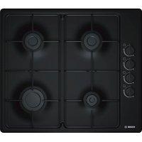 Газовая варочная поверхность Bosch PBP6C6B80Q (Black)