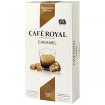 Кофе в капсулах Cafe Royal Caramel 10 шт ( совместимые с кофемашинами Nespresso)-bakida-almaq-qiymet-baku-kupit