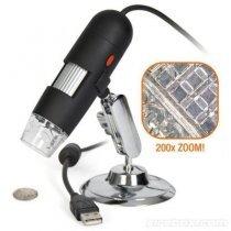 USB микроскоп 1.3 MP 200x и видео в AVI-bakida-almaq-qiymet-baku-kupit
