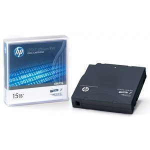 Картридж HPE LTO-7 Ultrium 15TB RW Data Cartridge (C7977A)