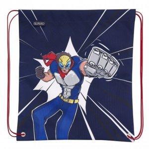 Рюкзак Herlitz Comic Hero с 4 предметами 50020577