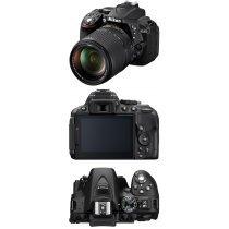 Фотоаппарат NIKON-D5300-18-55