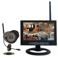 DVR Monitor (TFTDVR-7204)