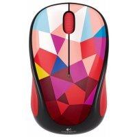 Simsiz siçan Logitech Wireless Mouse M238 RED FACETS (910-004519)