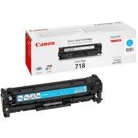 Картридж Canon CARTRIDGE CRG 718 CYAN (2.9000 (2661B002)
