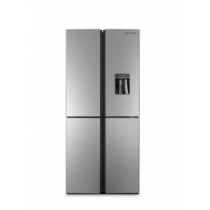 Холодильник HOFFMANN NFFD-173SD (Silver)-bakida-almaq-qiymet-baku-kupit