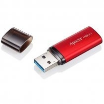 Flesh yaddaş USB Apacer 32GB USB 3.1 Gen1 AH25B / Red (AP32GAH25BR-1)-bakida-almaq-qiymet-baku-kupit