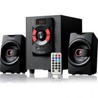 Akustik sistem 2,1 Mikado 14 Вт Bluetooth + USB SD FM (MD-216BT)