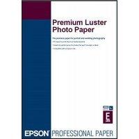 Фотобумага Epson PREMIUM LUSTER PHOTO PAPER A4 (C13S041784)