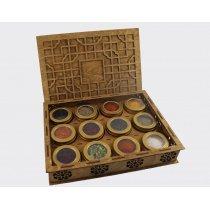 Подарочная коробка со специями-bakida-almaq-qiymet-baku-kupit