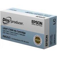 Картридж Epson PJIC2(LC) INK CAR. PP-100 / LIGHT CYAN (C13S020448)