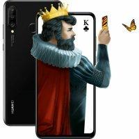 Smartfon Huawei P30 Lite / 128 GB (Black,Blue)