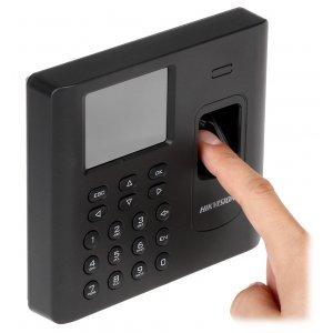 Müstəqil biometrik vaxt izləmə terminalı (DS-K1A802EF)