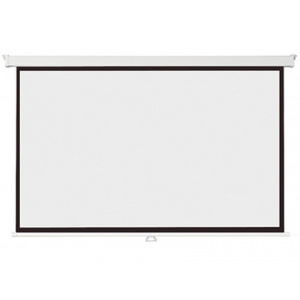 Проекционный экран Draper/Euroscreen Connect Floor Model, White Case 125x180 cm (CFW125)