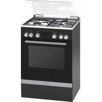 Газовый духовой шкаф Bosch HGD64D260Q (Black)