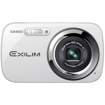 Foto kamera Casio EX-N1 (white)-bakida-almaq-qiymet-baku-kupit