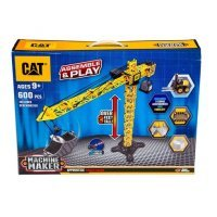 Игра TOY STATE Apprentice- Tower Crane w/Fork Lift (80960)