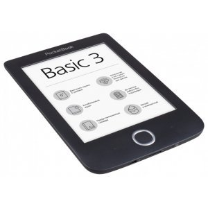 Электронная книга POCKETBOOK e-reader PocketBook 614(2) Black (PB614-2-E-CIS)