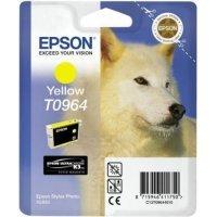 Картридж Epson R2880 Yellow (C13T09644010)