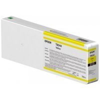 Картридж Epson Singlepack T804400 UltraChrome HDX/HD 700ml Yellow (C13T804400)