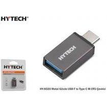Adapter Hytech USB to Type-C (HY-X020)-bakida-almaq-qiymet-baku-kupit