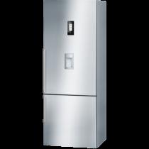Холодильник Bosch KGD57PI204 (Silver)-bakida-almaq-qiymet-baku-kupit
