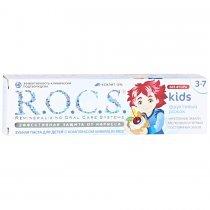 Зубная паста R.O.C.S. Kids Фруктовый рожок без фтора для детей от 3 до 7 лет, 45г-bakida-almaq-qiymet-baku-kupit