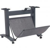 Подставка для плоттера HP Designjet 100/500/800 24 Stand & Bin (Q1246B)-bakida-almaq-qiymet-baku-kupit