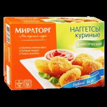 Наггетсы куриные Мираторг Классические, 300г-bakida-almaq-qiymet-baku-kupit