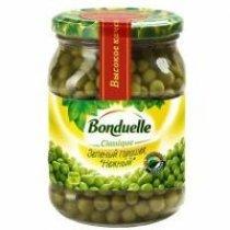Горошек Bonduelle стекло,580 гр-bakida-almaq-qiymet-baku-kupit