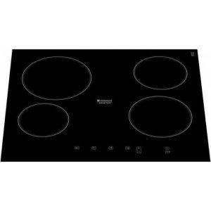 Bişirmə paneli Hotpoint-Ariston KRB 640 C (PL) (Чёрный)