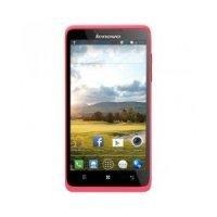 Мобильный телефон Lenovo A656 Dual Sim (pink)