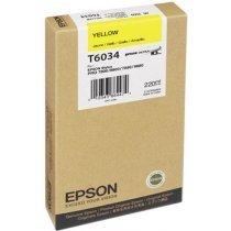 Картридж Epson I/C SP-7880/9880 220ml Yellow (C13T603400)-bakida-almaq-qiymet-baku-kupit