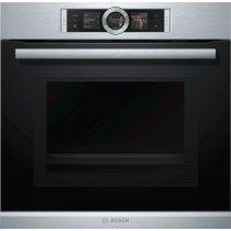 Электрический духовой шкаф Bosch HMG636BS1 (Silver)-bakida-almaq-qiymet-baku-kupit