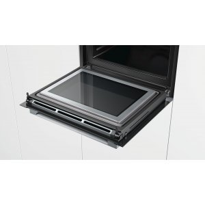 Электрический духовой шкаф Bosch HMG636BS1 (Silver)