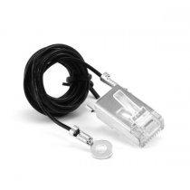 Bağlayıcı Ubiquiti Tough Cable Connectors Ground CAT6/CAT5E STP Out Industrial-Grade 20 pcs (TC-GND)-bakida-almaq-qiymet-baku-kupit