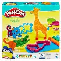 Hasbro Play-Doh Веселое сафари (B1168)