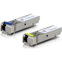 Модуль Ubiquiti U Fiber, Single-Mode Module, 1G, BiDi, 1-Pair (UF-SM-1G-S)