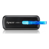 Flesh yaddaş USB Apacer 32 GB USB 3.1 Gen1 AH354 / Black (AP32GAH354B-1)-bakida-almaq-qiymet-baku-kupit