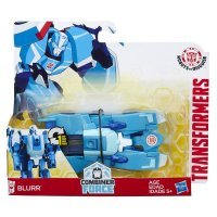 Робот-автомобиль Hasbro Robots In Disguise Blurr (B0068)