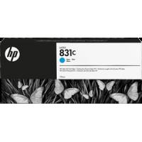 Cərəyan kartric HP № 831C CZ695A (Голубой)