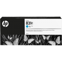 Cərəyan kartric HP № 831C CZ695A (Голубой)-bakida-almaq-qiymet-baku-kupit