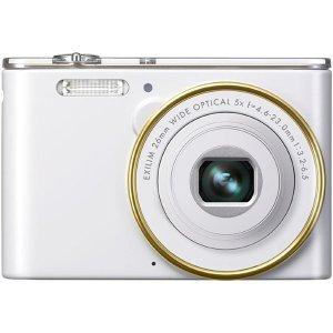 Фотоаппарат Casio EX-J10(White)